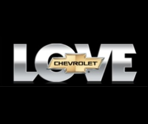 Love Chevy Logo